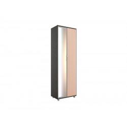 WEST Модуль №4 Шкаф 600 зеркало