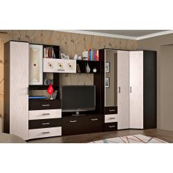 Модульная гостиная Белла 1