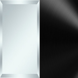 Зеркало/стекло чёрное