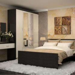 """Модульная спальня """"Фиеста"""""""