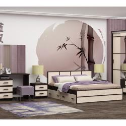 """Модульная спальня """"Сакура"""""""