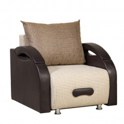 Кресло-кровать Юпитер Ратибор светлый