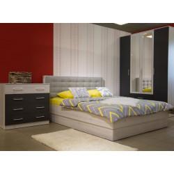 Модульная спальня Лагуна № 1
