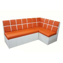 """Кухонный диван """"Квадро 5 ДУ"""" со спальным местом"""