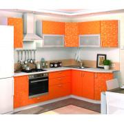 Модульная кухня Дина Принт (Манго)