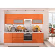 Модульная кухня Ксения (Оранж)