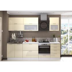 Модульная кухня Ксения (Ваниль)