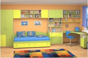 Выбираем мебель для детей-подростков