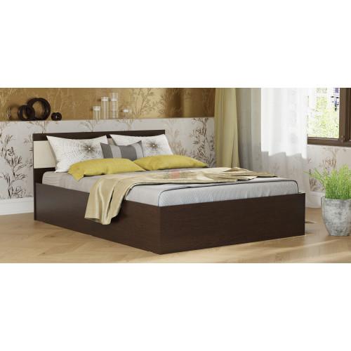 """Кровать """"Ольга 13"""" двойная с подъёмным механизмом."""