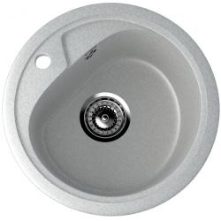 ES-10/310, Мойка круглая, искусственный камень, серый