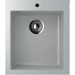 ES-14/310, Мойка квадратная, искусственный камень, серый