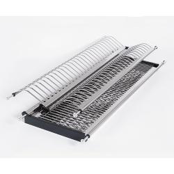 Посудосушитель 800 мм нержавеющая сталь 280*765*65