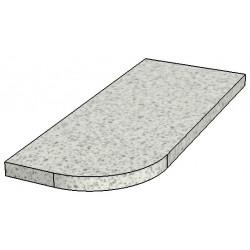 Столешница толщиной 26 мм  для торцевого стола ширина 300 мм