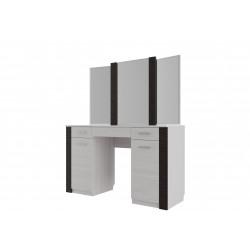 Стол туалетный + зеркало Гамма-20