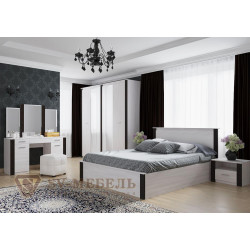 Модульная спальня Гамма-20