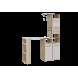 Шкаф перегородка двухсторонний (БАРС)